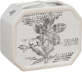 Creative Bath Creative BathTM Sketchbook Botanical Toile Toothbrush Holder