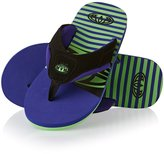 Animal Jekyl Slice Boys Flip Flops