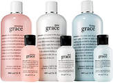 philosophy 6-Piece State Of Grace Shower Gel Set