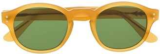 Epos Round Sunglasses