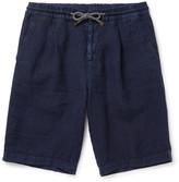 Brunello Cucinelli - Linen Drawstring Shorts