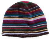 Paul Smith Wool & Cashmere-Blend Striped Beanie