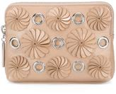 3.1 Phillip Lim embellished zip clutch