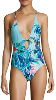 6 Shore Road Palacial One Piece Swimsuit