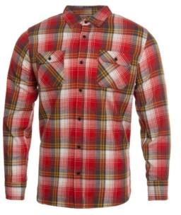 Levi's Men's Flannel Worker Shirt