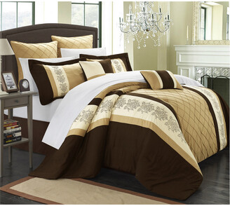 Chic Home Bryce 8Pc Comforter Set