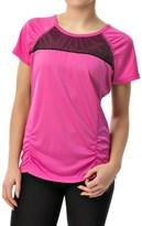 Head PB Mesh Shirt - Short Sleeve (For Women)