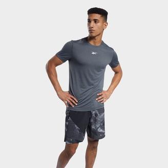 Reebok Men's Workout Ready Melange T-Shirt
