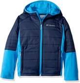 Columbia Big Boys' Fast Trek Hybrid Jacket