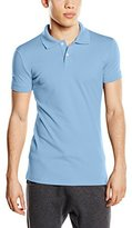 Trigema Men's Polo Shirt Blue