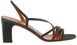 Michel Vivien Bloem sandals