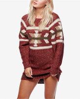 Free People Northern Lights Tunic Sweater