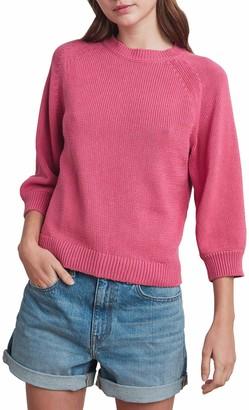Velvet by Graham & Spencer Women's Cotton Sweater