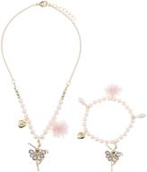 Monsoon Jewel Ballerina Necklace Set