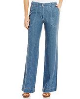 Tommy Bahama Seaglass Linen Flare Pants