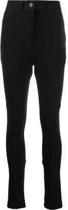 See by Chloe High-Waisted Skinny Trousers