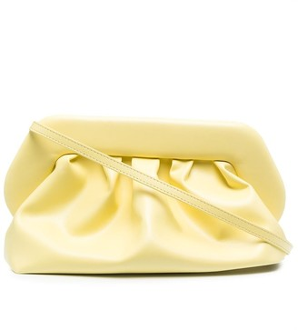 Themoire Bios eco-leather clutch bag