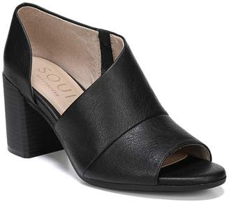 Chloé Cut Out Block Heel - Wide Width Available