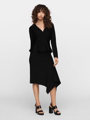 Diane von Furstenberg Emerald Knit Cardigan
