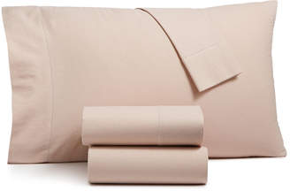 Westport Linen Cotton Queen 4-pc Sheet Set Bedding