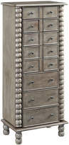 FINE JEWELRY Painted Jewelry Armoire