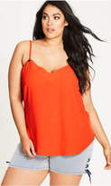 City Chic Luxe Detail Camisole
