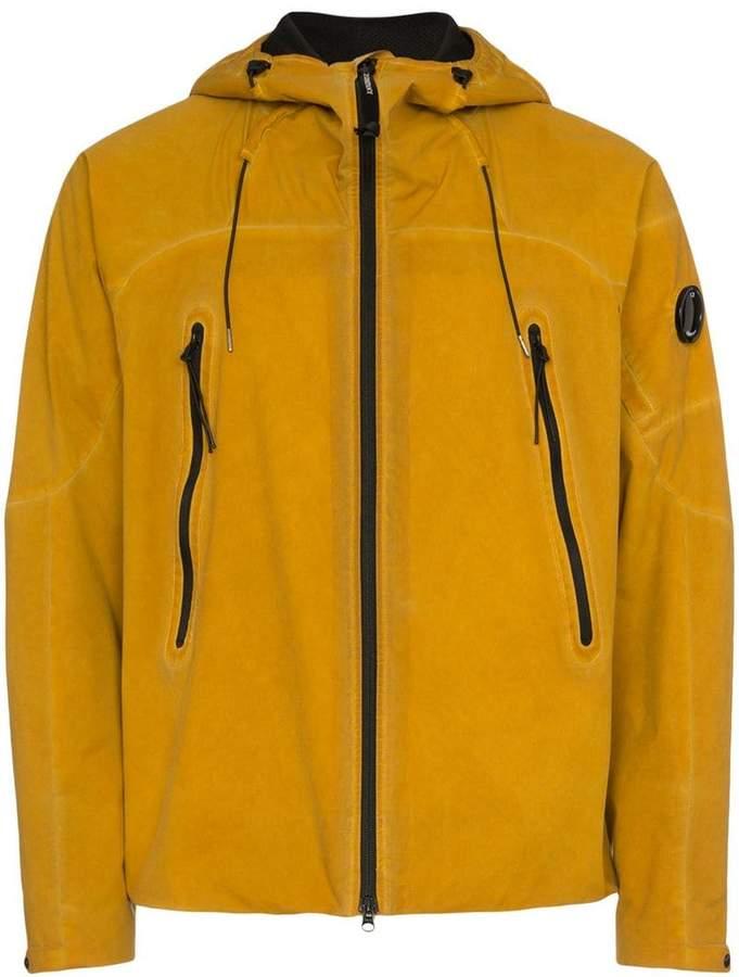 C.P. Company hooded zip jacket