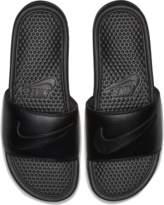 Nike Benassi JDI LTD Men's Slide Sandal Size 7 (Black)