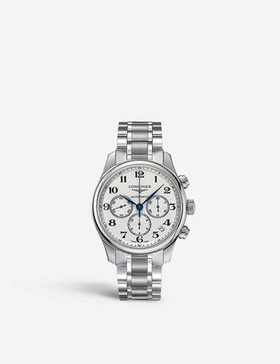 Longines L28594786 Master Collection stainless steel watch