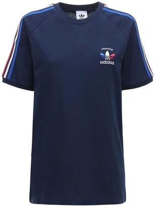 adidas 3-stripes France T-shirt