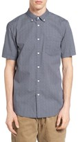 Obey Men's Alder Print Woven Shirt