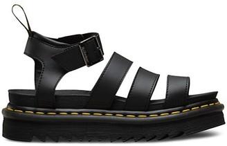 Dr. Martens Blair Leather Gladiator Sandals