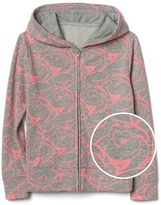 Gap GapKids | The Smurfs zip hoodie