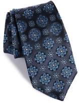 HUGO Men's Boss Medallion Silk Tie