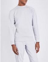Y-3 Y3 Crewneck cotton-jersey sweatshirt