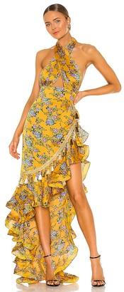Bronx and Banco Brenna Maxi Dress