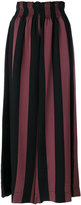 Forte Forte striped palazzo trousers