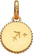 Links of London Sagittarius 18ct yellow-gold zodiac charm