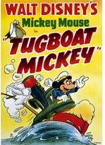 Graham & Brown Tugboat Mickey Mouse Canvas