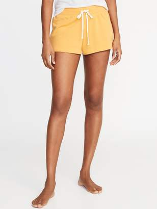 Old Navy French Terry Shorts for Women - 2-inch inseam