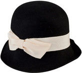 San Diego Hat Company Women's Cloche Bucket Hat with Bow WFH8034