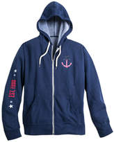 Disney Mickey Mouse Anchor Icon Hoodie for Women Cruise Line