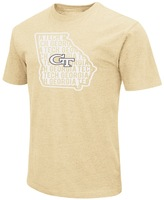 Campus Heritage Men's Campus Heritage Georgia Tech Yellow Jackets State Tee