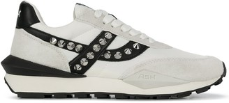 Ash Spider Stud low-top trainers