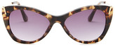 Elizabeth and James Women's Fillmore Cat Eye Sunglasses