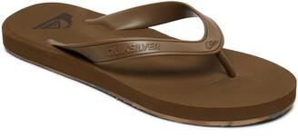 Quiksilver Carver 2 Deluxe Flip Flop