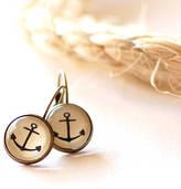 JuJu Treasures Anchor Earrings
