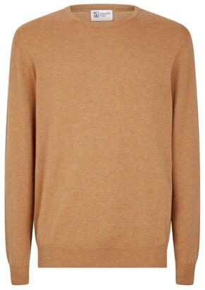 Johnstons of Elgin Cashmere Sweatshirt