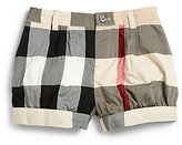 Burberry Toddler's Classic Check Bubble Shorts