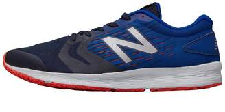 New Balance Mens Flash V3 Lightweight Speed Running Shoes Blue/Orange